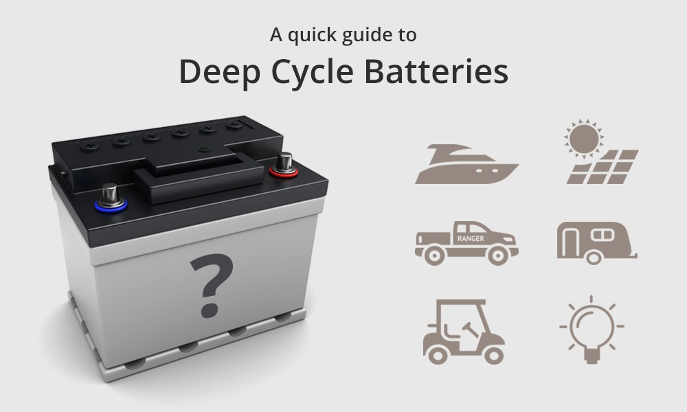 Deep Cycle Battery guide