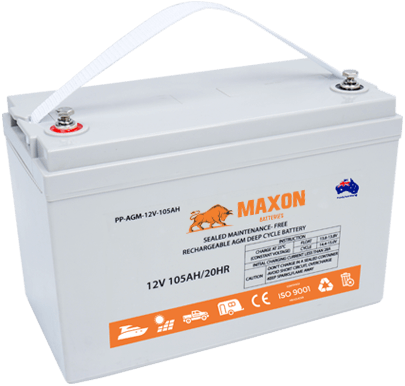 Maxon Batteries