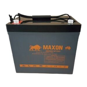 Maxon Power Deep Cycle MXEG12-120