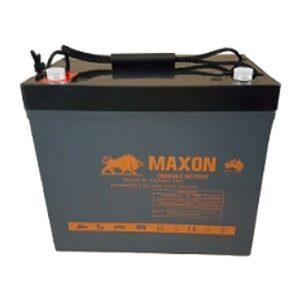 Maxon Power Deep Cycle MXEG12-120
