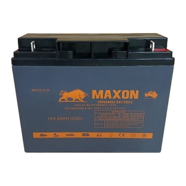 Maxon Power Deep Cycle MXEG12-20