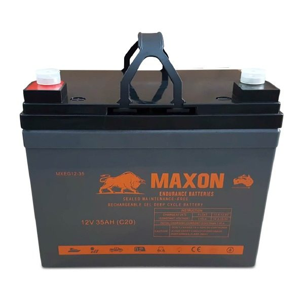 Maxon Power Deep Cycle MXEG12-35