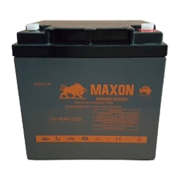 Maxon Power Deep Cycle MXEG12-40