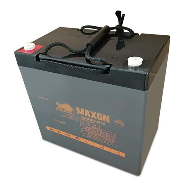 Maxon Power Deep Cycle MXEG12-55