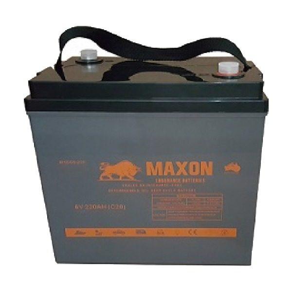 Maxon Power Deep Cycle MXEG6-220