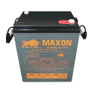 Maxon Power Deep Cycle MXEG6-365