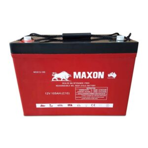 Maxon Power Deep Cycle MXG12-105