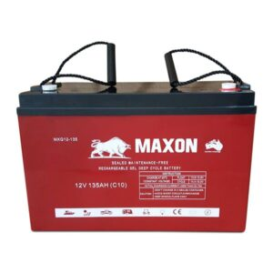 Maxon Power Deep Cycle MXG12-135