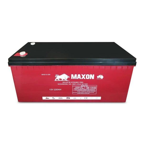 Maxon Power Deep Cycle MXG12-220