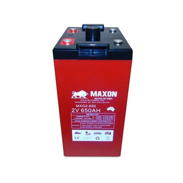 Maxon Power Deep Cycle MXG2-650