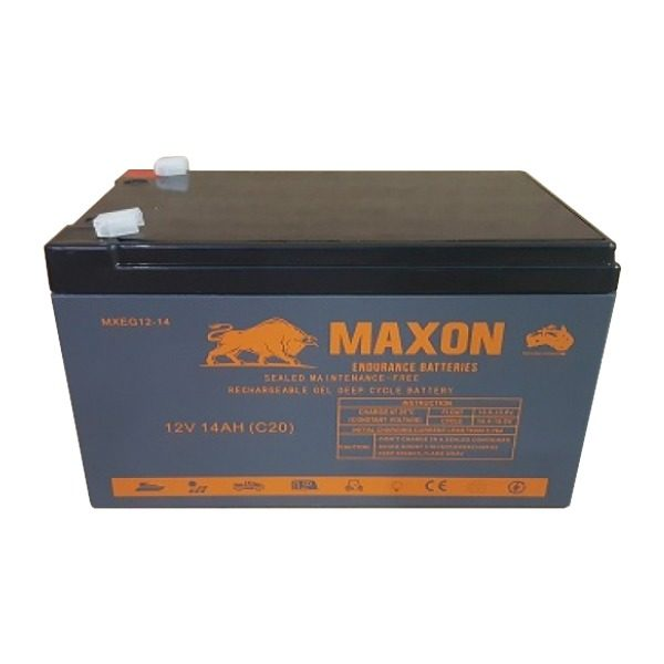 Maxon Power Deep Cycle MXFG12-110