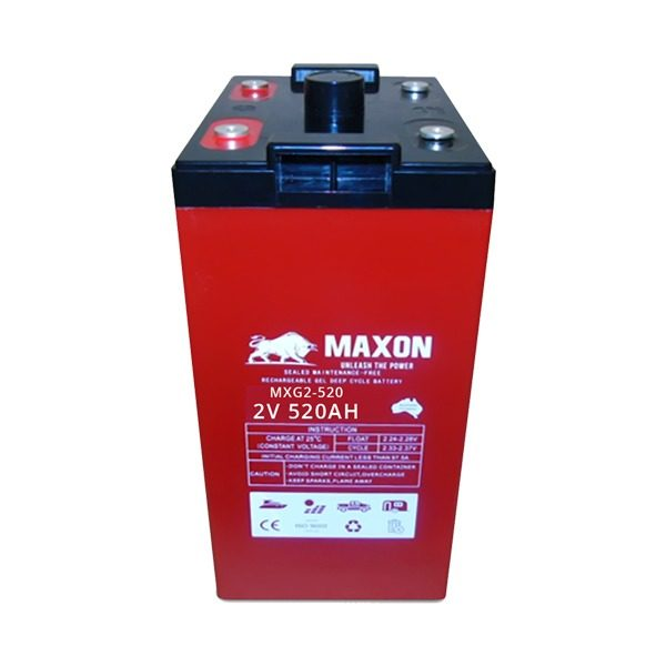 Maxon Power Deep Cycle MXG2-520