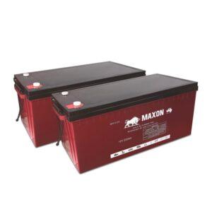 Maxon Battery Bank-220-2X