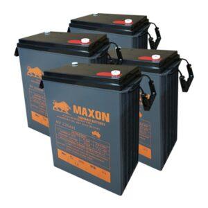 Maxon Battery Bank-220-4