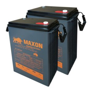 Maxon Battery Bank 465-2