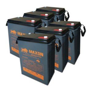 Maxon Battery Bank-465-6