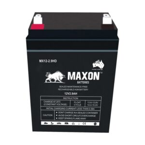 Maxon AGM Deep Cycle MX12-2.9HD