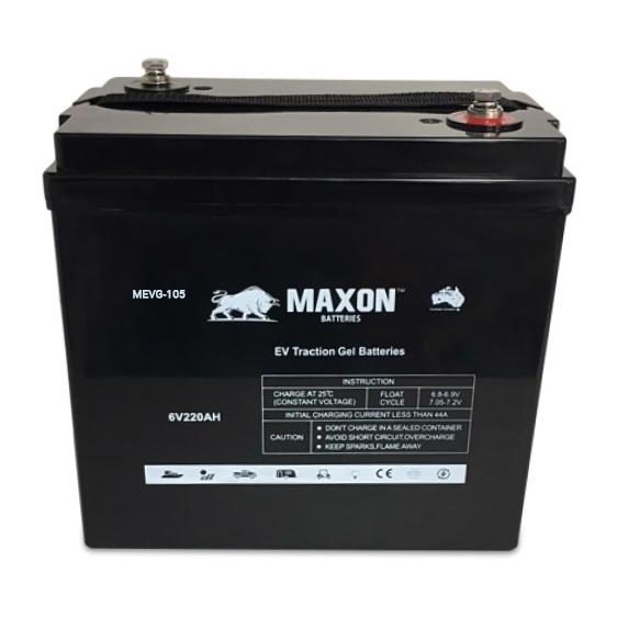 Maxon EV Gel Cell MEVG-105