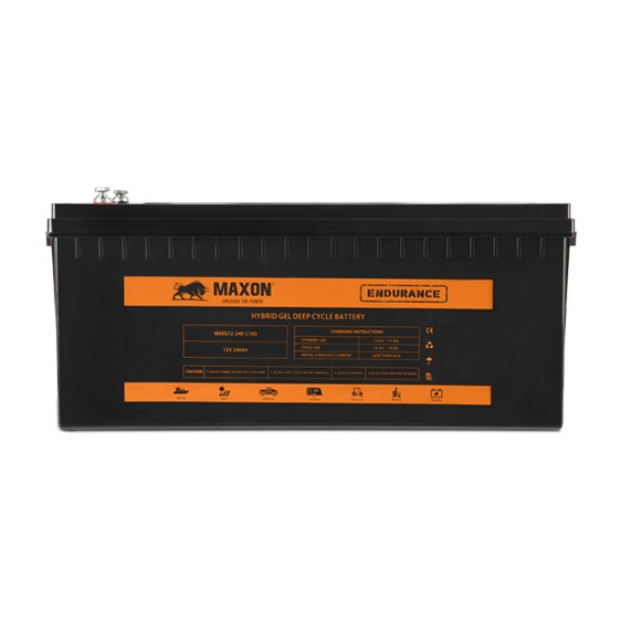 Maxon Endurance Deep Cycle MXEG12-240
