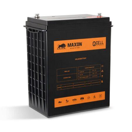 Maxon QCELL carbon gel solar battery MEVG-J250