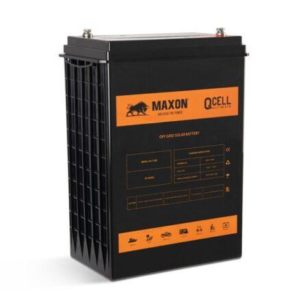 Maxon QCELL carbon gel solar battery MEVG-L16
