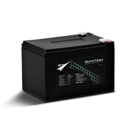 Quantium LFP 12V 12Ah Lithium Iron Battery – LiFePO4 Deep Cycle Q-LFP1212