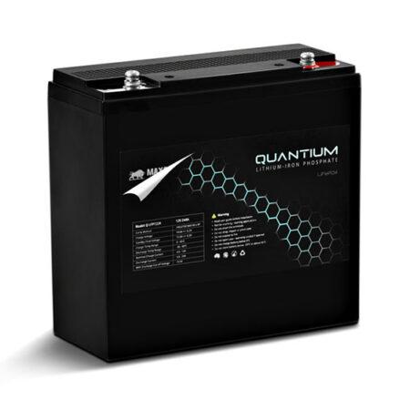 Quantium LFP 12V 24Ah Lithium Iron Battery LiFePO4 Deep Cycle Q-LFP1224