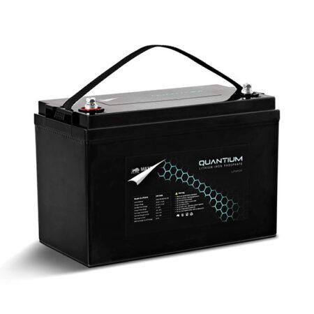 Quantium LFP 24V 54A Lithium Iron Battery LiFePO4 Deep Cycle Q-LFP2454