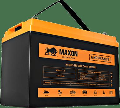 Maxon Endurance Hybrid Batteries