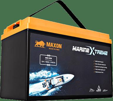 Maxon Marine Extreme Batteries