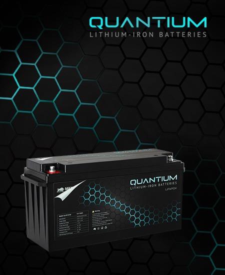 Quantium Lithium Battery