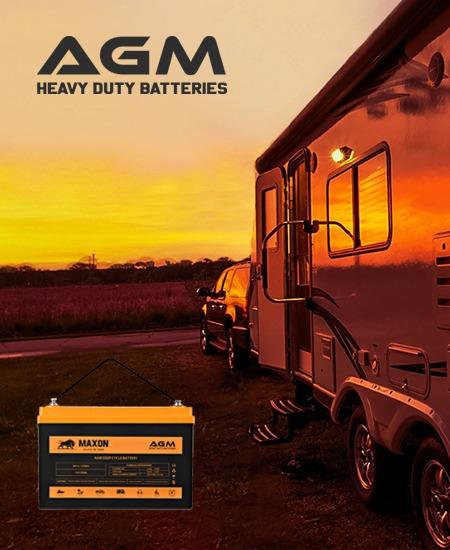 AGM Heavy Duty Battery