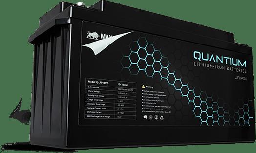 Lithium Batteries Quantium