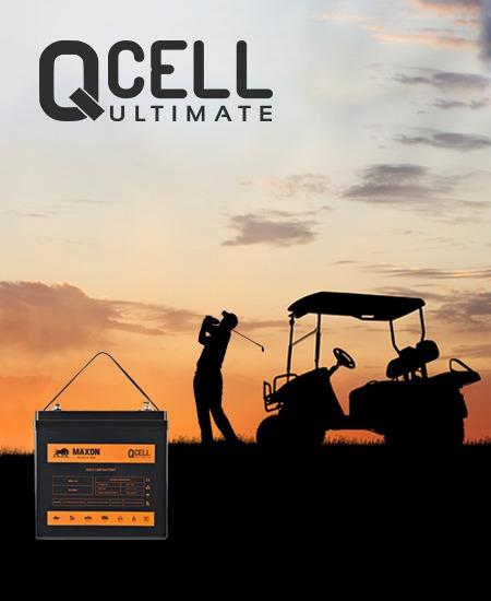 Maxon QCELL Batteries